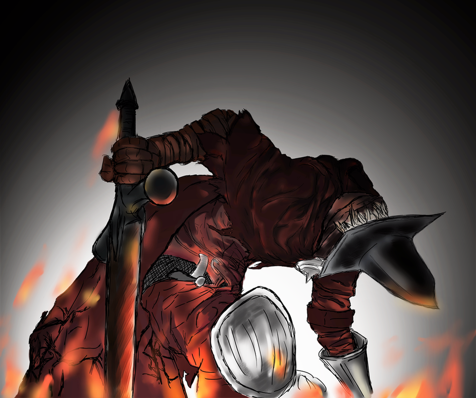 Shadow chan15 zestupidart on tumblr deviantart - Watchers dark souls 3 ...