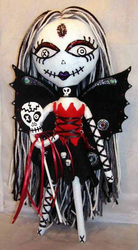 top goth doll tattoos images for pinterest tattoos