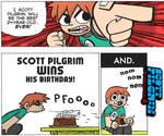 Scott Pilgrim vsQuarksLeptons4