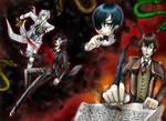 The Book of Murder by sakohju