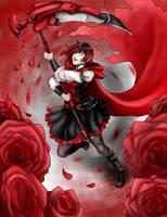 Red Like Roses by sakohju