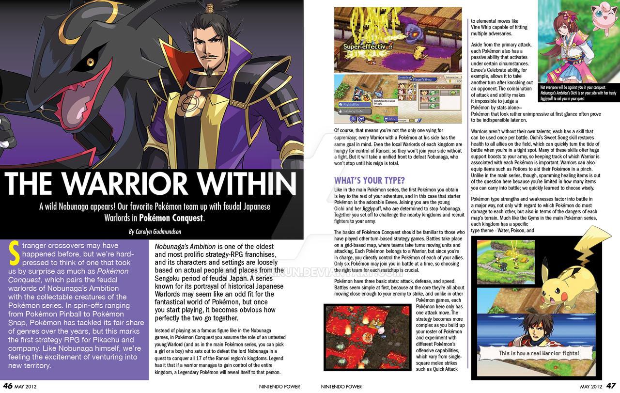 Article Spread - Magazine Layout (June 2012) by CharuriKun on ...