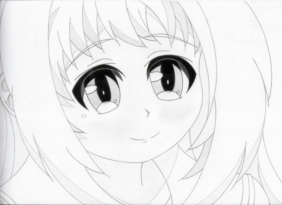Nagi no Asukara - Manaka Mukaido by DanRdrgz12