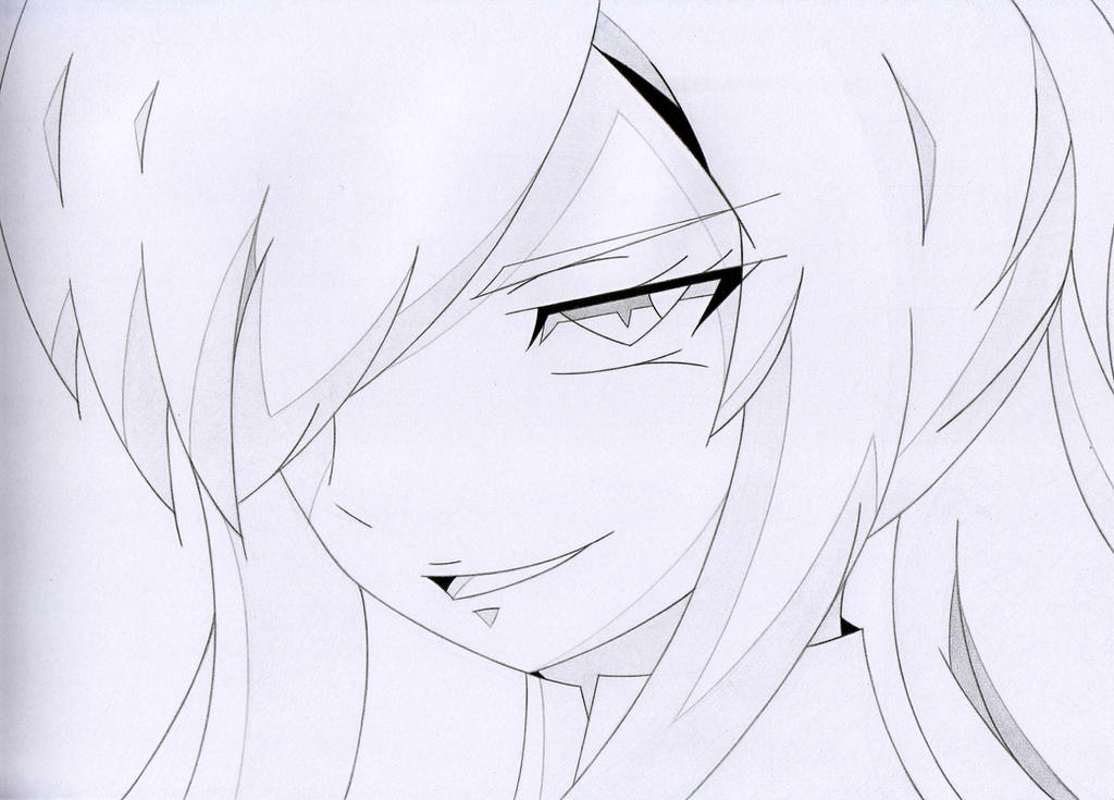 Fairy Tail - Erza Scarlet 2 by DanRdrgz12