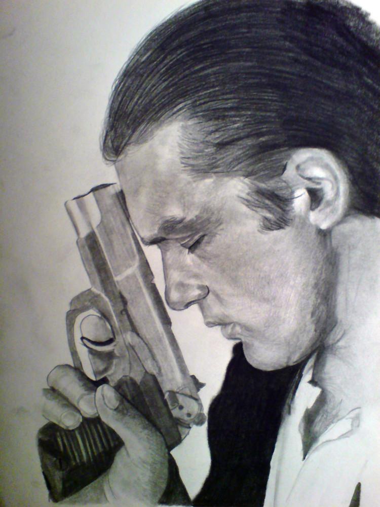Desperado Antonio Banderas By Chrisk80 On Deviantart