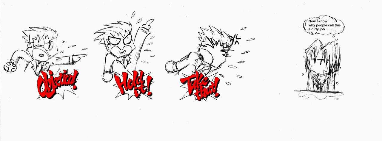 Tiras Comicas Apollo Justice. - Página 2 Phoenix_Wright___A_dirty_job_by_Perrydotto