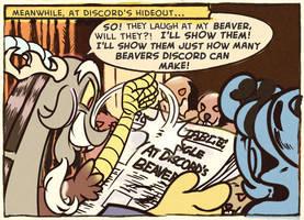 Discord's Beaver Crime by Perrydotto