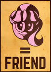Starlight Glimmer = Friend