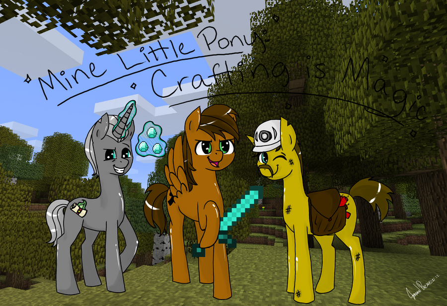 Mine Little Pony: The map  - Maps - Mapping and Modding