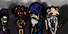 buffalo wizards chibi (for DA group avatar) by Cpo98