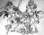 battle vixens
