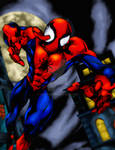 spidey - colored