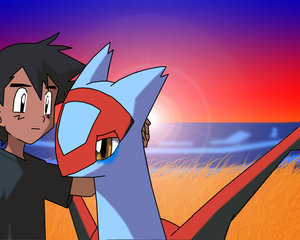 latios and latias kiss - photo #42