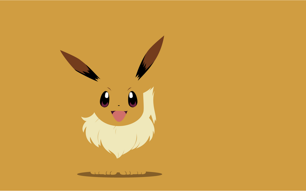 eevee wallpaper by awesomalicious on deviantart
