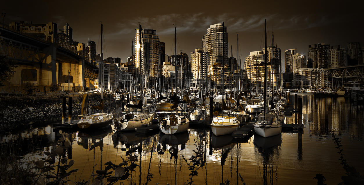 Exiled in Paradise by kricit-photography