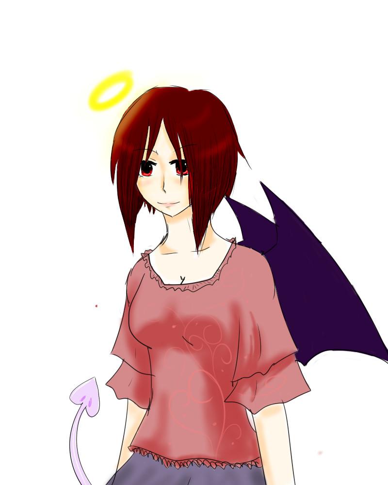 OC Older Lilith By Makiathebat On DeviantArt