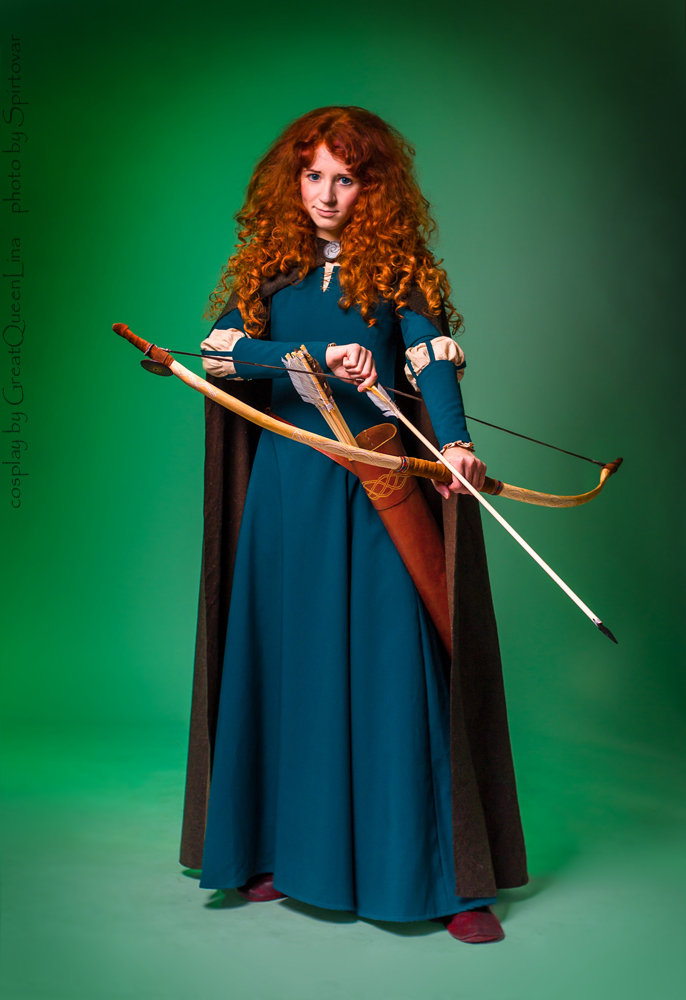 Princess Merida_2 by GreatQueenLina