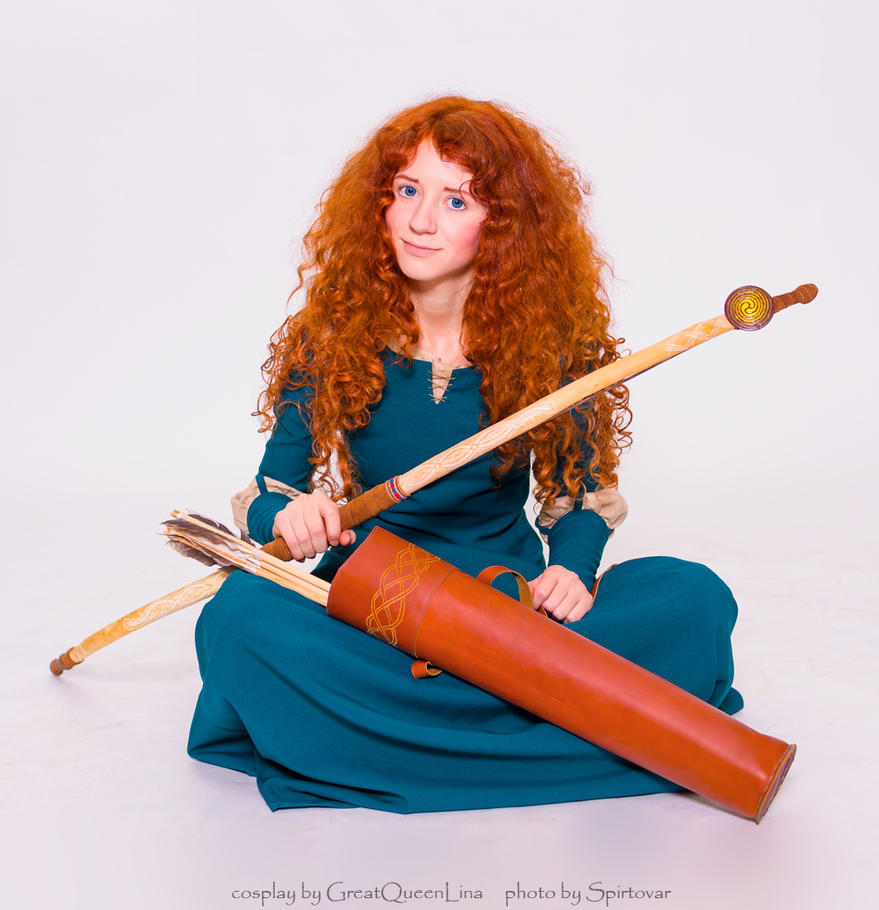 Princess Merida_3 by GreatQueenLina