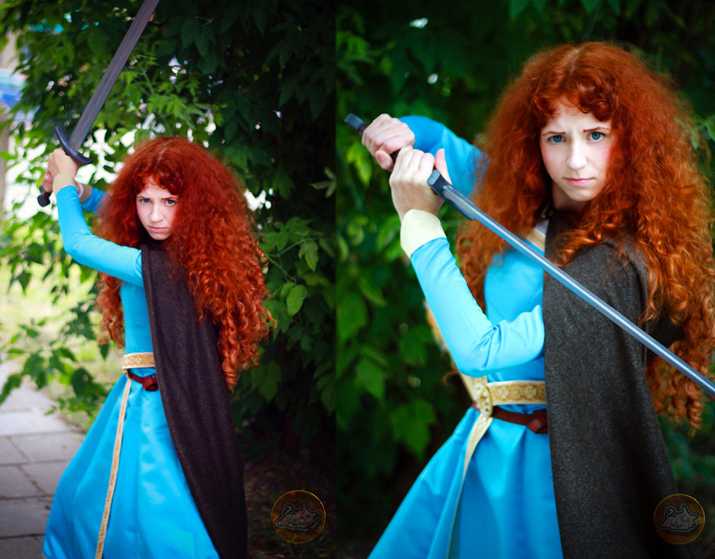 Brave - Merida by GreatQueenLina