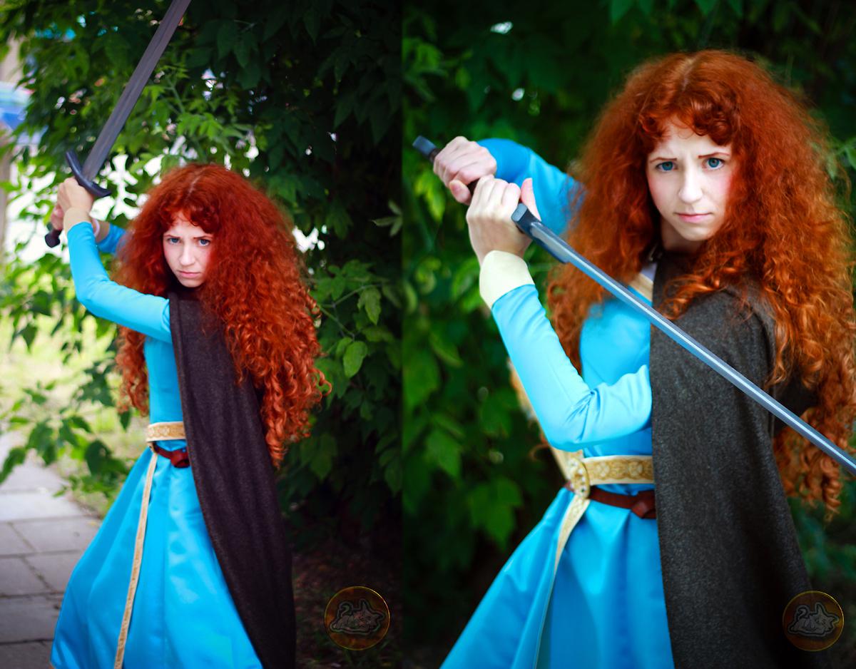 Brave - Merida by GreatQueenLina