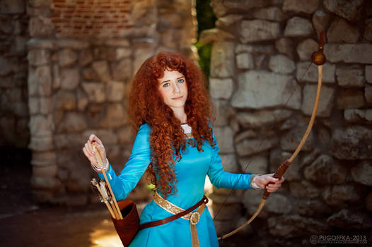 Brave - Princess Merida_5