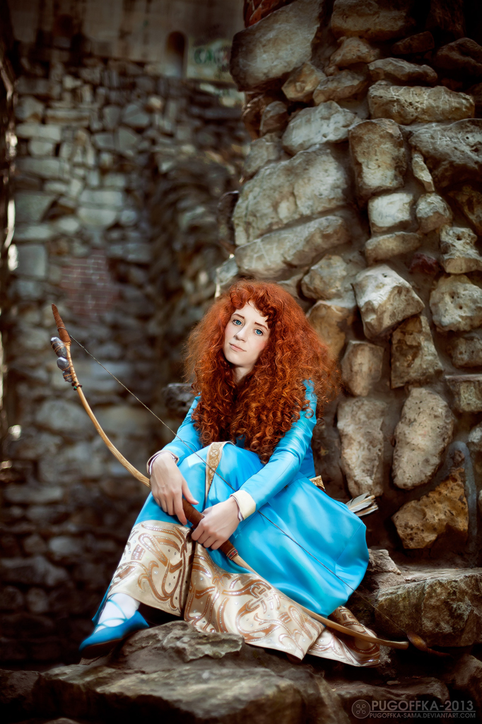 Brave - Princess Merida_8 by GreatQueenLina