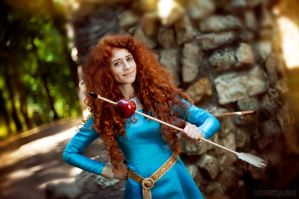 Brave - Princess Merida_10 by GreatQueenLina