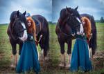 Merida and Angus_2