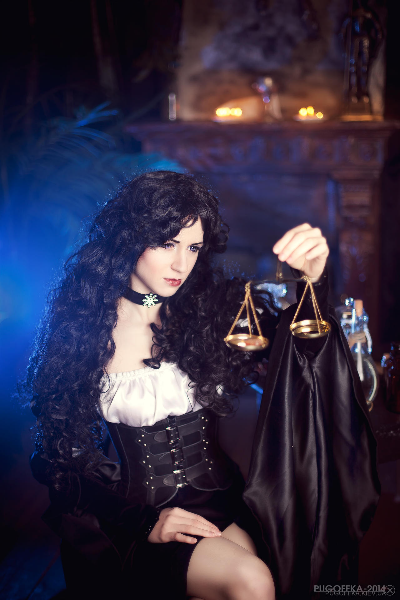 The Witcher - Yennefer_5 by GreatQueenLina