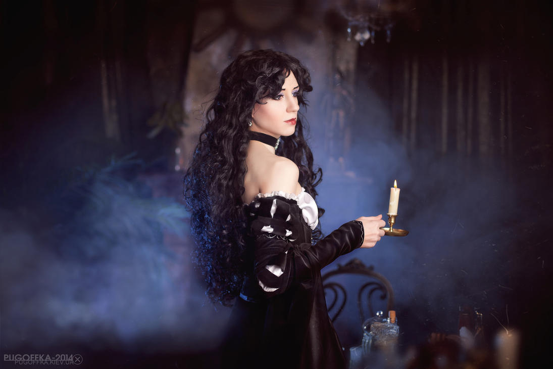The Witcher - Yennefer_7 by GreatQueenLina