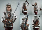 The Witcher - Ciri