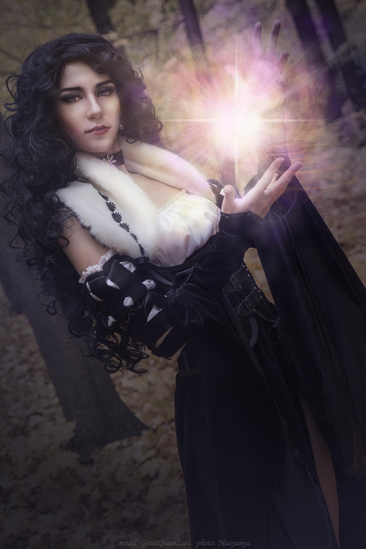The Witcher - Yennefer of Vengerberg_12 by GreatQueenLina