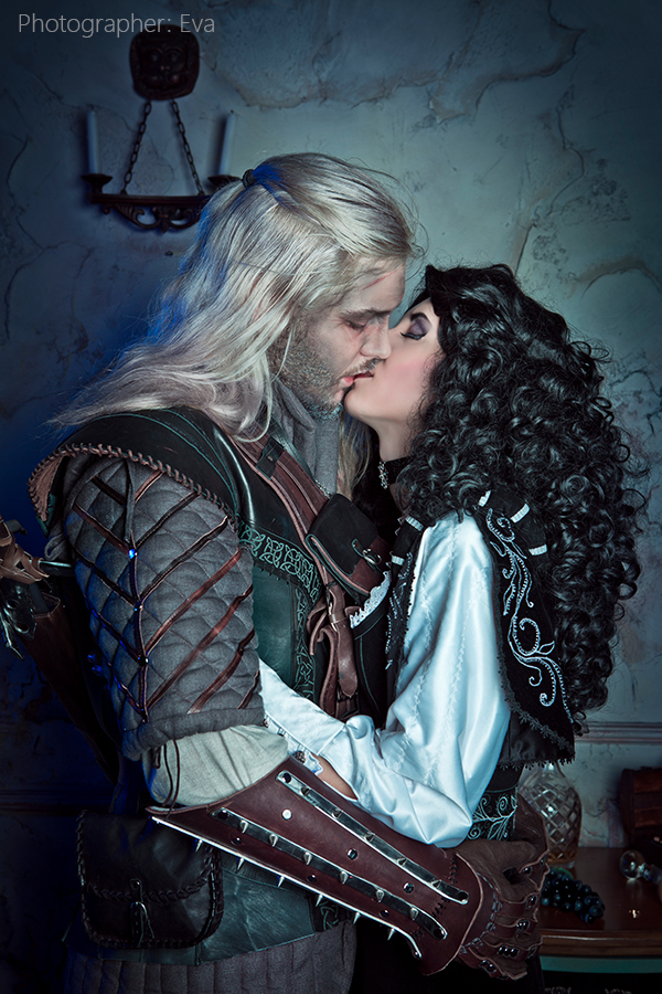 geralt and yennefer by - photo #15