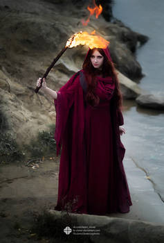 A Song of Ice and Fire - Melisandre_3