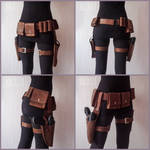 Mandalorians leather accessories (Star Wars)
