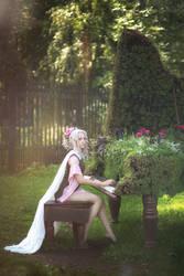 Music Elf_3 by GreatQueenLina