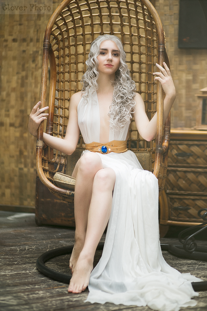 A Song of Ice and Fire - Daenerys Targaryen by GreatQueenLina