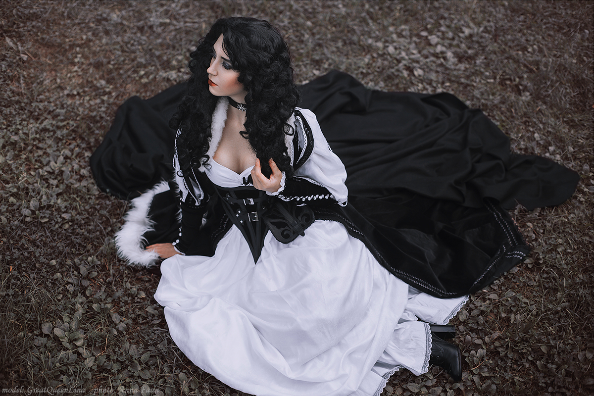 Saga o wiedzminie - Yennefer z Vengerbergu_2 by GreatQueenLina