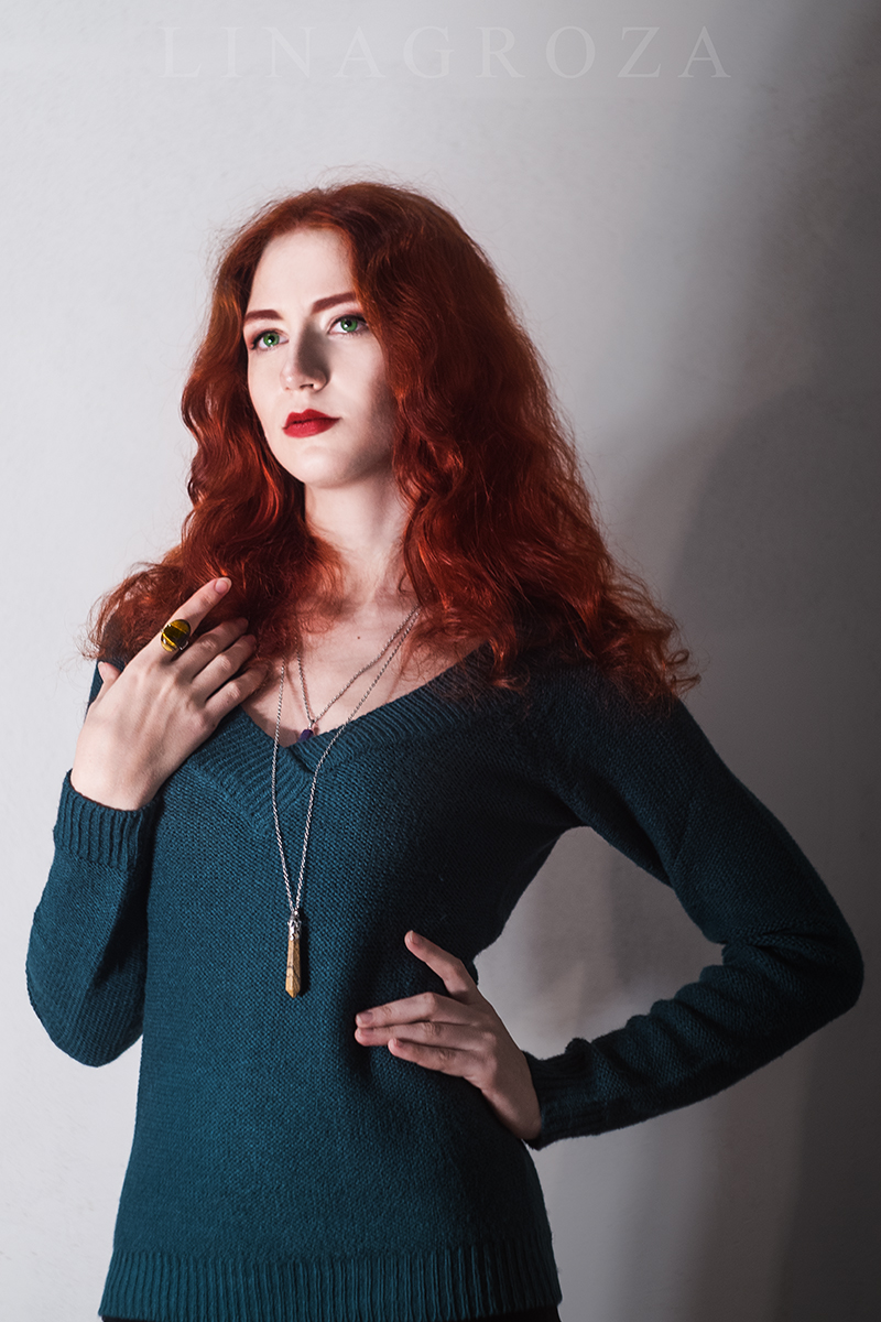Sorceress by GreatQueenLina