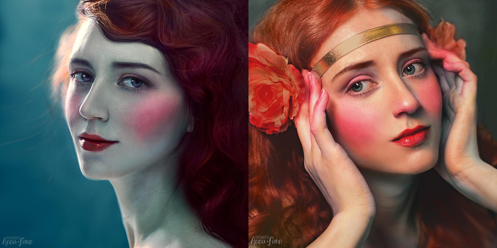 Redhead 1920s