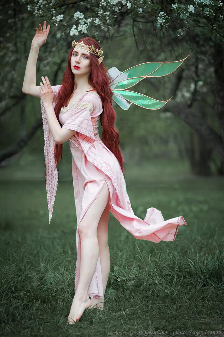 Fairy queen_3 by GreatQueenLina