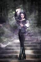 Saga o wiedzminie - Yennefer_2 by GreatQueenLina