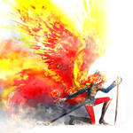 Fiery prince by GreatQueenLina
