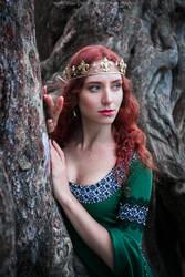 Elven queen_4 by GreatQueenLina