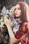 Spring and lilac_3