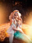 Sunset mermaid_2