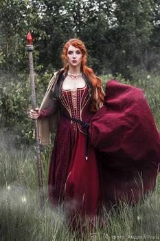 Witcher LARP 2019 - Sabrina Glevissig