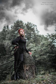Character from Black company LARP - Fiery-eye_2