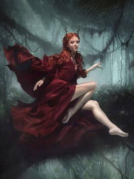 Underwater faerie