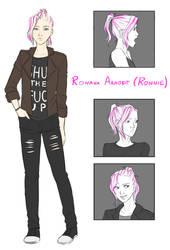 OC: Ronnie by The-DarkBunny